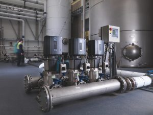 Grundfos Hydro MPCE Booster