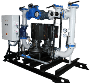 Bespoke packaged Pump system