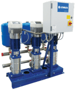Lowara Booster Pump set