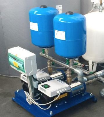 VARIABLE SPEED COLD WATER BOOSTER SET